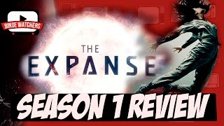 THE EXPANSE Season 1 Review (Spoiler Free!)