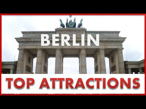 Berlin Attractions: Things to do in Berlin - The Grey City