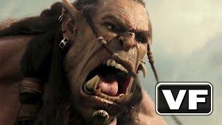 WARCRAFT Bande Annonce VF (Film - 2016)