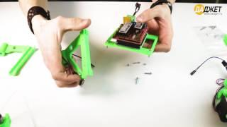 3D-принтер 3D-Старт - Відео-інструкція по збірці і запуску
