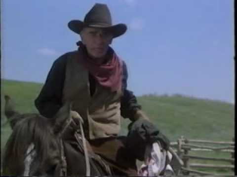 JAMES DRURY THE VIRGINIAN as the 'Rider'  in The Virginian 2000 Movie