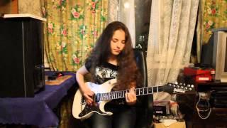 �������� ���� Ария   Герой Асфальта (cover by Lilya Velikaya) ������