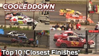 Top 10 'Closest Finishes' of the 2018 Season