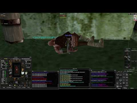 Eq Project 1999 Iksar Monk Lvl 27 Camping Forest Giants! Duo