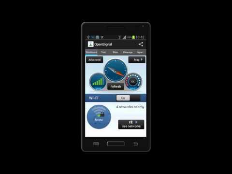 Android Apps, Open Signal  أحسن تطبيق لهدا الأسبوع