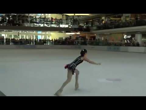 2016 Asian Junior Figure Skating Challenge Hong Kong - ANG FS Kahlen