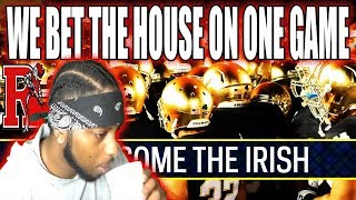 SCHEDULED ALL THE VISITS FOR #14 NOTRE DAME! RUTGERS DEEP DIVE
