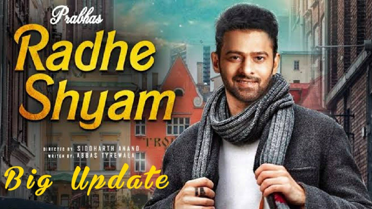 Radhey Shyam | Prabhas20 first look | Rebal Star Prabhas new movie Trailer | Prabhas 20 full movie