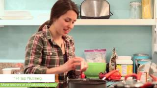 Recipe: Salmon With Coconut Cream Sauce