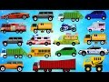 Learning Emergency Vehicles - Police Car Fire Truck and Ambulance for Children - Rhymes for Kids