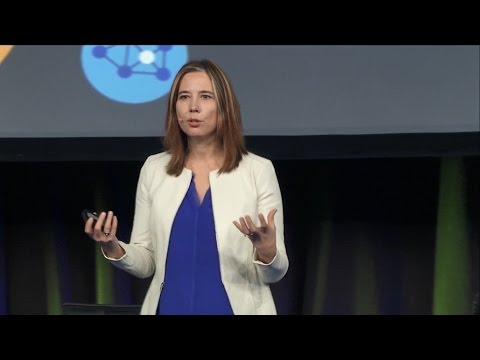 2016 Microsoft Tech Summit Mexico City Keynote with Catherine Boeger  (Spanish Only Version)