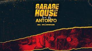 ANTONYO GARAGE HOUSE LIVE MIX - 2020.11.21