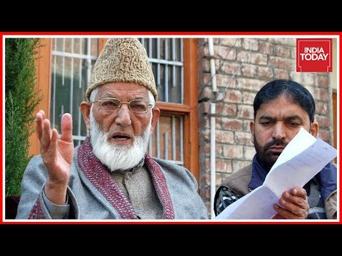 Exposed:Terror Funding Trail In Kashmir