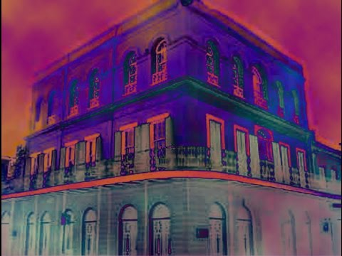 NEW ORLEANS MOST HAUNTED (LALAURIE MANSION)