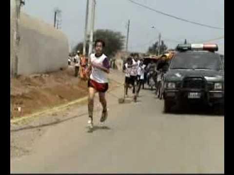 maraton menores