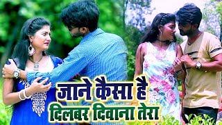 जाने कैसा हे दिलवर दीवाना तेरा - Anil Arji - Bhojpuri Hit Songs 2018 New