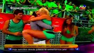 COMBATE: Ernesto es el Nuevo Integrante del Equipo Verde 15/01/14