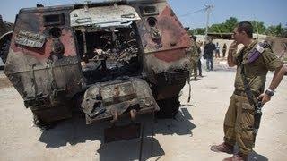 Militants In Sinai Attack Border Checkpoint (Dispatch)