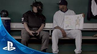 MLB 14 The Show | The Idea Pitcher CC Sabathia Pitches Robot Umpires