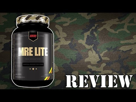redcon1:-mre-lite-protein-review