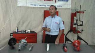 How to Choose the Correct KYB Shock or Strut