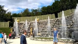 Versailles - Bosquet de la Salle de Bal
