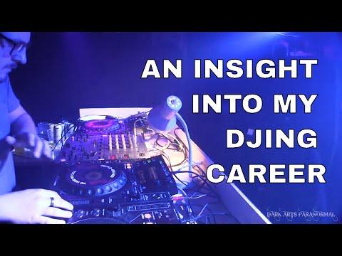 VIDEO LOG INTO MY DJING CAREER