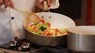 Italian Marinated Vegetables With Balsamic & Red Wine Vinegars : Italian Eating