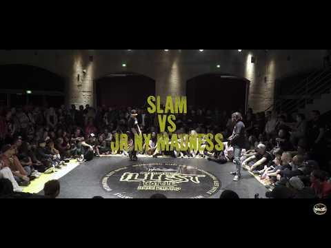 IIB 2017 I GUYZ TOP 16 I SLAM VS JR NY