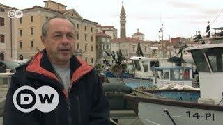 Streit ums Meer zwischen Slowenien und Kroatien | DW Deutsch
