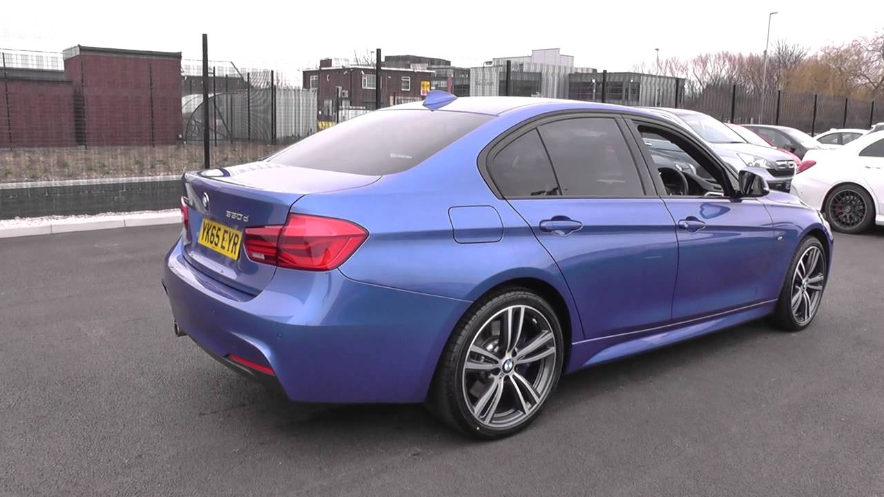 bmw 330d xdrive m sport auto u6917 youtube. Black Bedroom Furniture Sets. Home Design Ideas