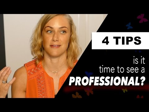 4 TIPS: When to reach out for Professional mental health help?