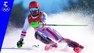 Alpine Skiing | Men