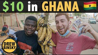 What Can $10 Get in <b>GHANA</b> (my 192nd country!!)