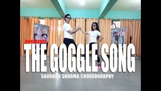 The Goggle Song Dance Choreography I Mubarakan I Dance Cover I Easy Steps I The Right Moves