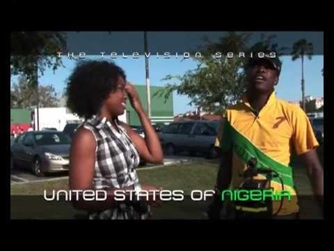 United States of Nigeria TV Series Promo