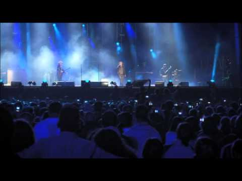 Non e' tempo per noi - Luciano Ligabue e Zucchero - Italia Loves Emilia - Campovolo 22 09 2012