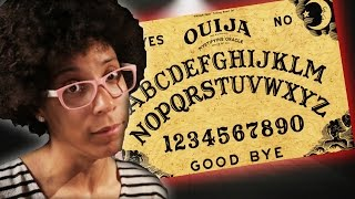 Believers Play The Ouija Board