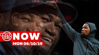 David Ortiz Update After Being Shot + Kevin Durant Officially Questionable For Game 5