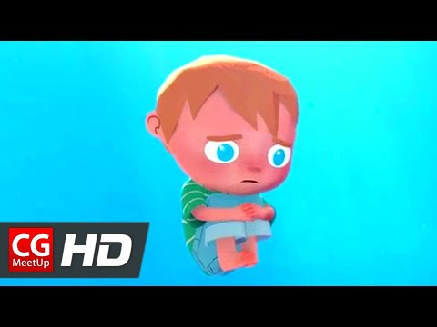 "CGI Animated Short Film ""Feeling Sad"" by Eddy.tv 
