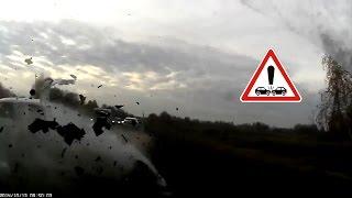 Аварии и ДТП 23 Октября 2014 (2) Car Crash Compilation 23 October 2014
