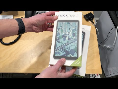 barnes-and-noble-nook-tablet-unboxing-:-7-inch-and-10-inch