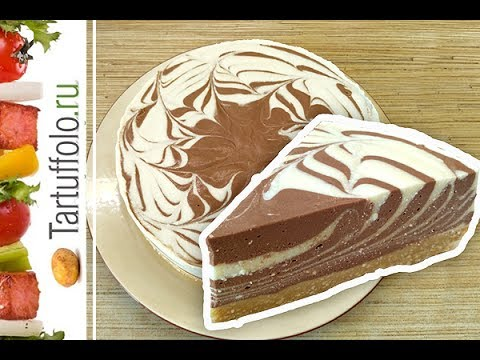 Творожный торт БЕЗ