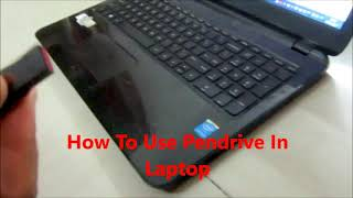 how to use pen drive | how to use pen drive in laptop | use pen drive | pen drive working | pendrive