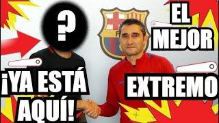 ¡ ATADO EXTREMO IZQUIERDO para el BARÇA ! || FC BARCELONA NOTICIAS FICHAJES y RUMORES