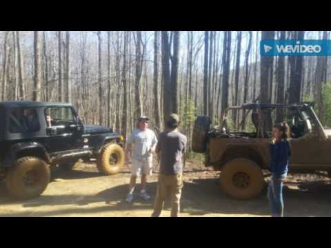 Central Virginia Jeepers 2