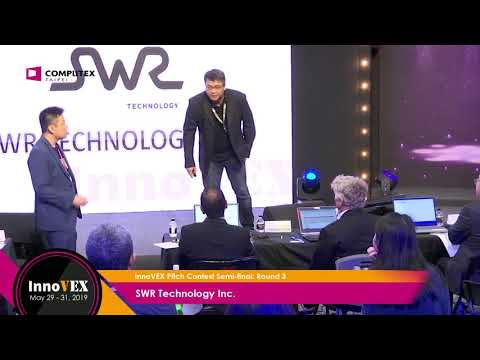 InnoVEX 2019 Pi Stage – 05/30 Afternoon Session