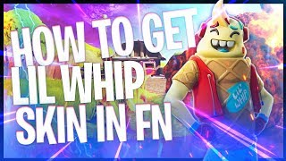 How To Get Lil Whip Skin in Fortnite Battle Royale (Season 9) 2019 FREE!