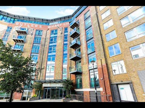 £1.325 million waterfront apartment at Tower Bridge, London