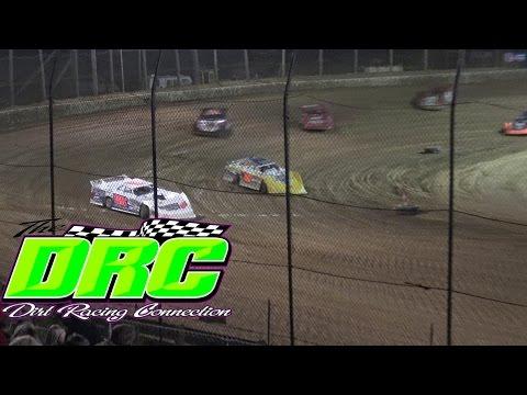 Moler Raceway Park   4.15.16   Battle Of The Bluegrass Late Models   Heat 1